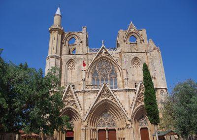 Cypr - Meczet Mustafy Lali Paszy
