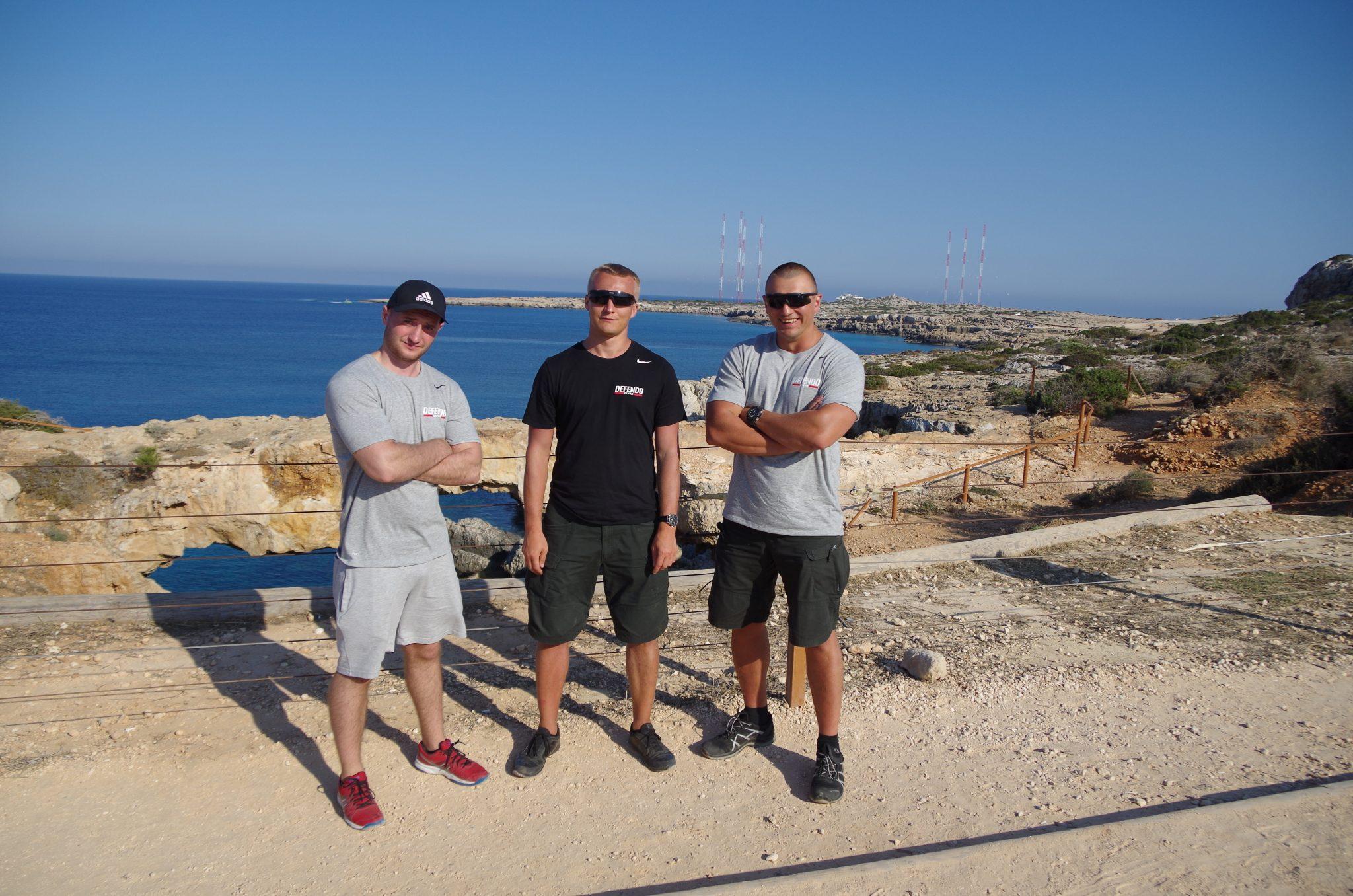 Cypr - Naturalny most, Cape Greko