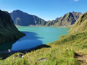 Krater Wulkanu Pinatubo