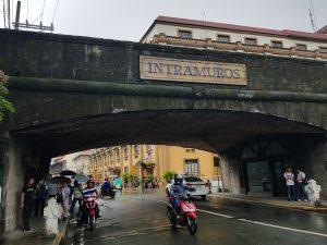 Stare miasto Intramuros