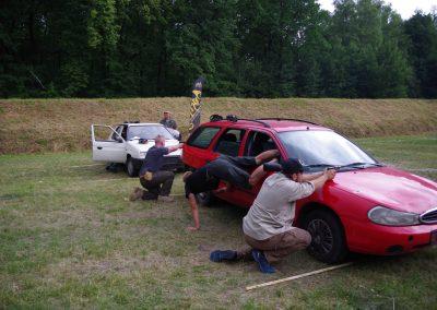 Szkolenie Pistolet Taktyczny - 06.2016