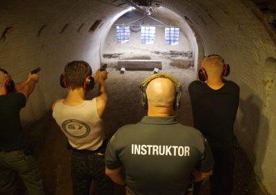 Szkolenie Pistolet Podstawowy - 09.2016