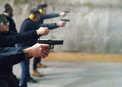 Szkolenie Pistolet Podstawowy - 11.11.2017