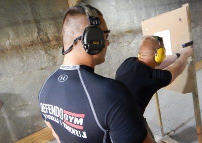 Szkolenie Pistolet Zaawansowany - 07.2017