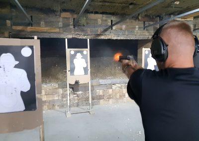 Szkolenie Pistolet Średnio-Zaawansowany - 12.05.2018